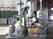 耙式真空干燥溶剂回收系统