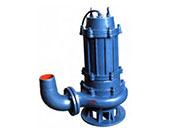 QW、LW、GW型无堵塞潜水排污泵