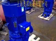 ISG,ISW 管道泵,不锈钢管道泵