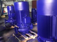 ISG ISW 立式卧式管道泵 锅炉热水循环泵增压泵