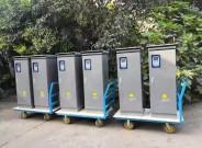 一控一至六标准型中文操作供水专用变频柜
